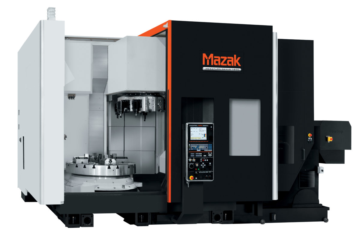 STN, HQR, & MTN Series Lathes by Mazak | Action Machinery